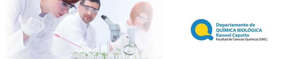 Departamento de Química Biológica